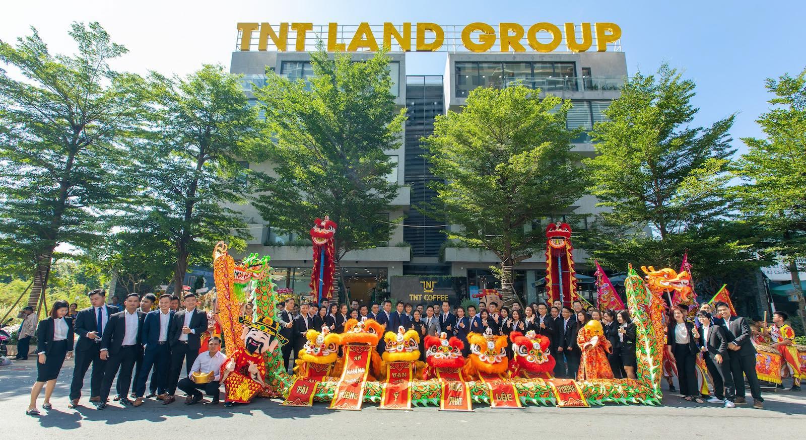 công ty tnt land group