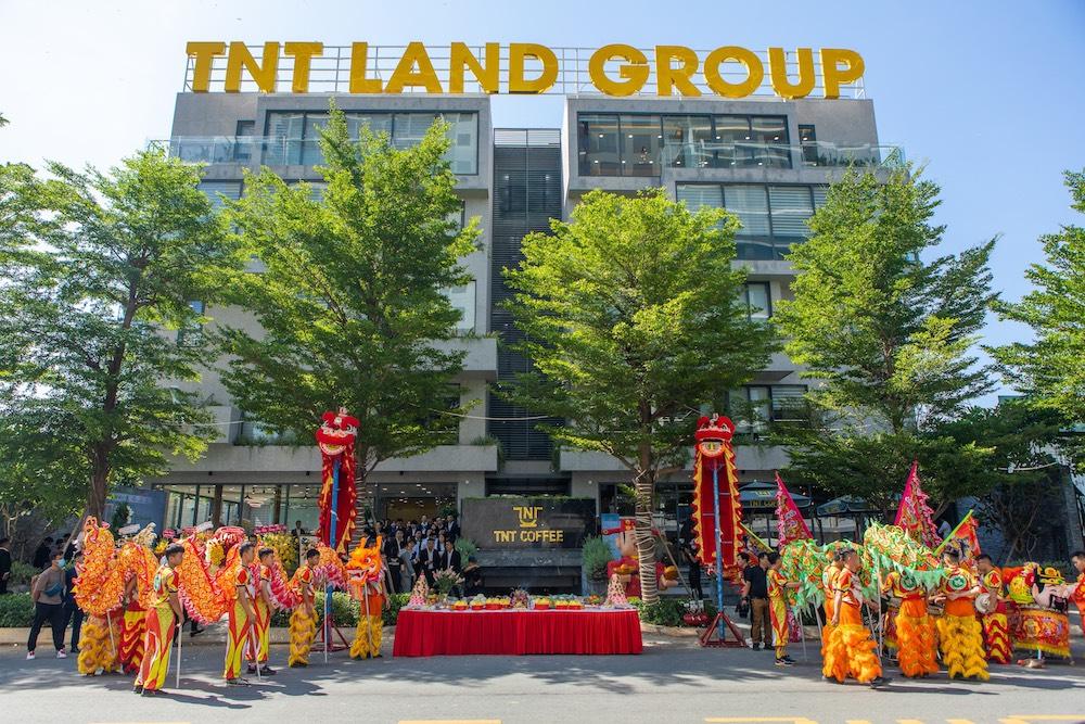 tập đoàn bất động sản tntland group